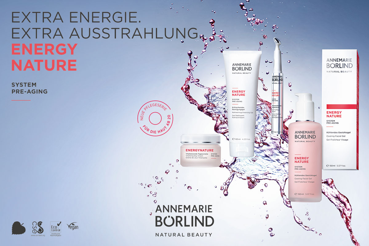 ENERGYNATURE SYSTEM PRE-AGING