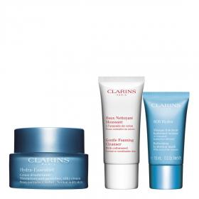 Gesichtspflege-Set  - Pflege-Essentials für intensive Feuchtigkeit