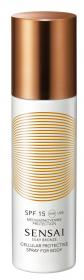 Silky Bronze Cellular Protective Spray For Body SPF 15