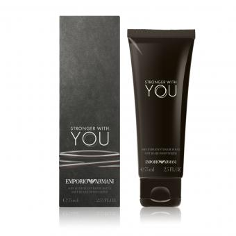 EMPORIO Stronger with YOU 3-day Stubble Softening Care