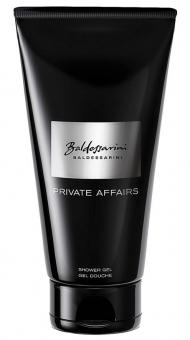 Private Affairs Shower Gel