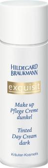 Exquisit Make up Pflege Creme dunkel